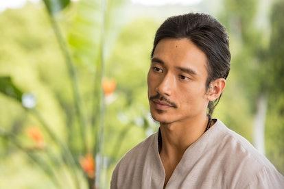 Manny Jacinto in Nine Perfect Strangers via Hulu Press