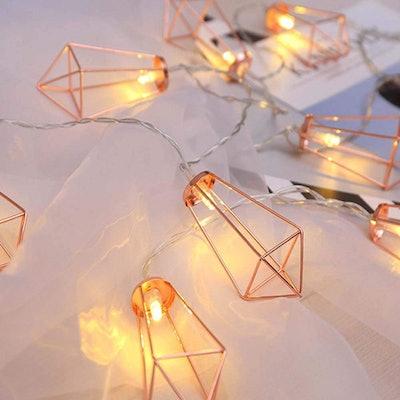 Twinkle Star Diamond String Lights