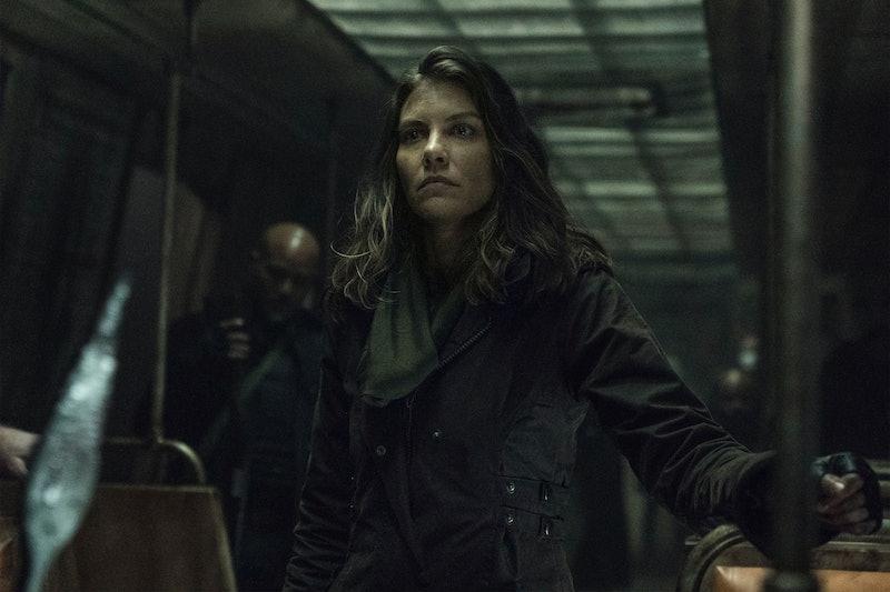 Maggie in 'The Walking Dead' Season 11