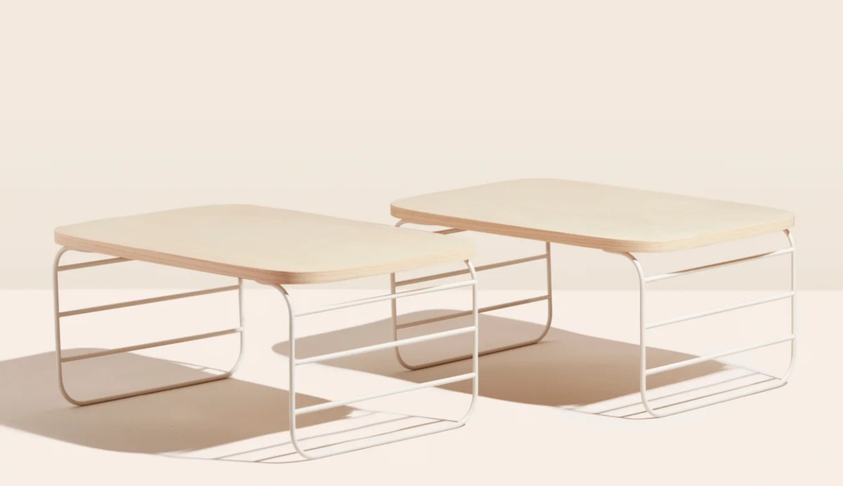 Shelf Risers - Set of 2