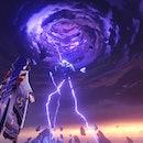 Baal Raiden Shogun Genshin Impact