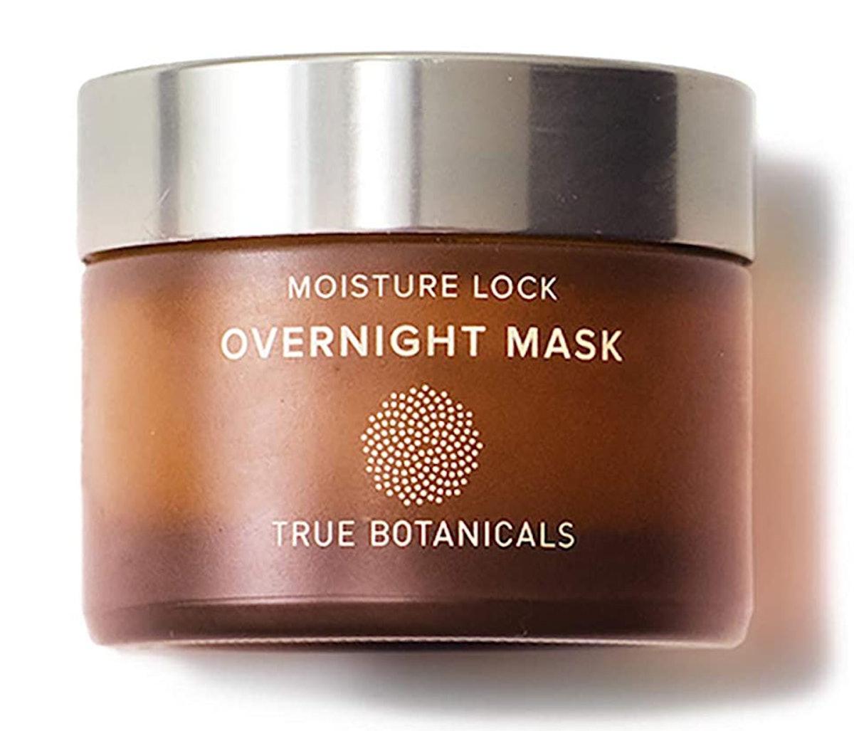 True Botanicals Moisture Lock Overnight Mask