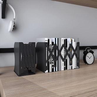 PUNCIA Desktop Expandable Bookcase