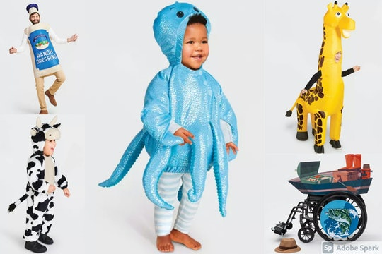 Target's new Halloween costumes for 2021 are so good.