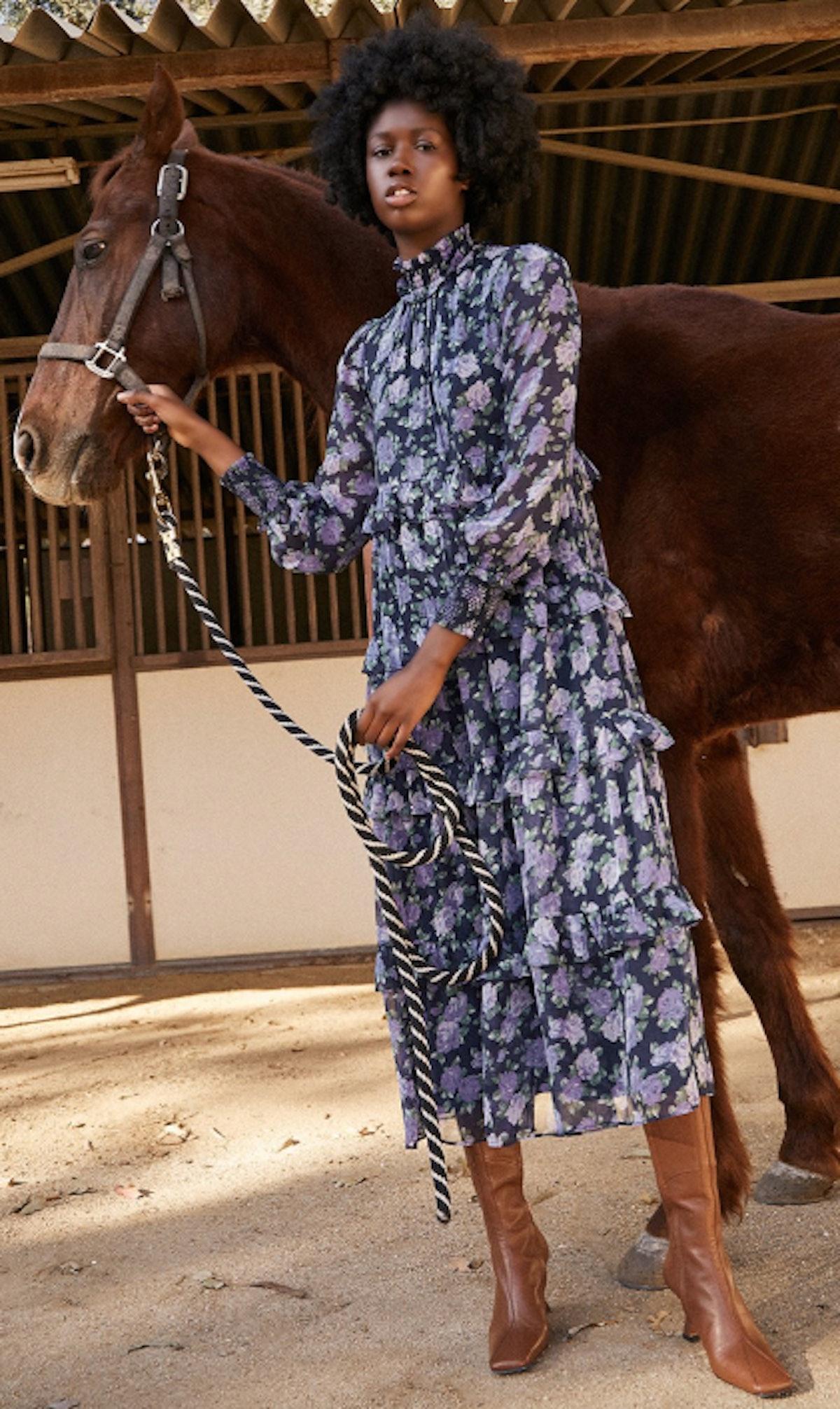 saylor karli dress