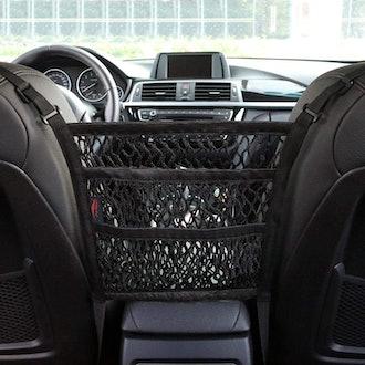 AMEIQ 3-Layer Mesh Car Organizer