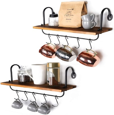 Olakee Floating Wall Shelves for Kitchen