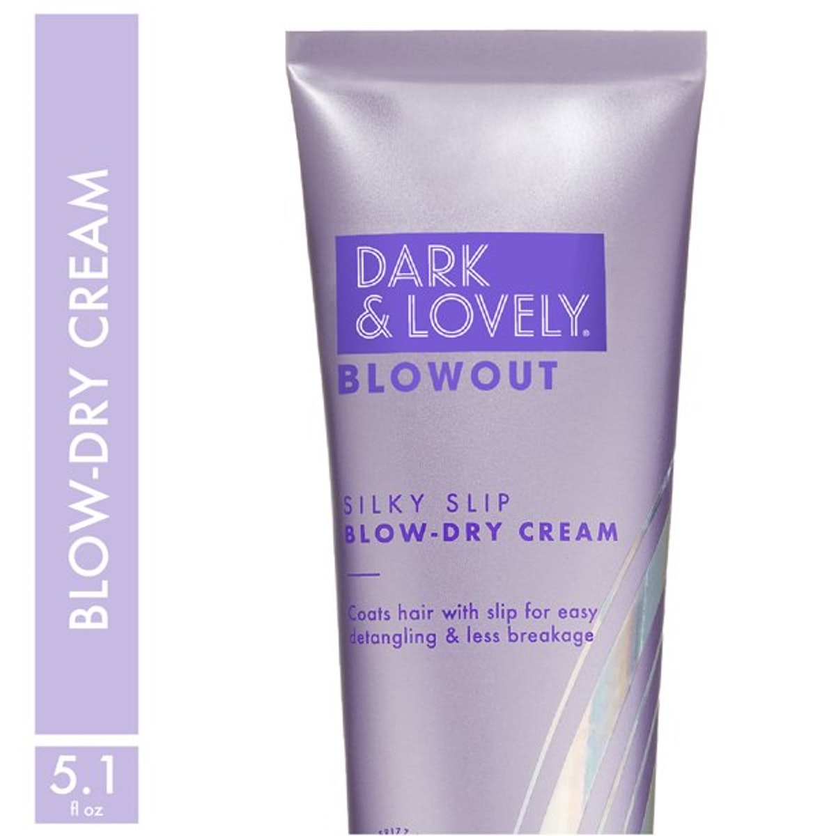 Blowout Silky Slip Styling Blow Dry Hair Cream