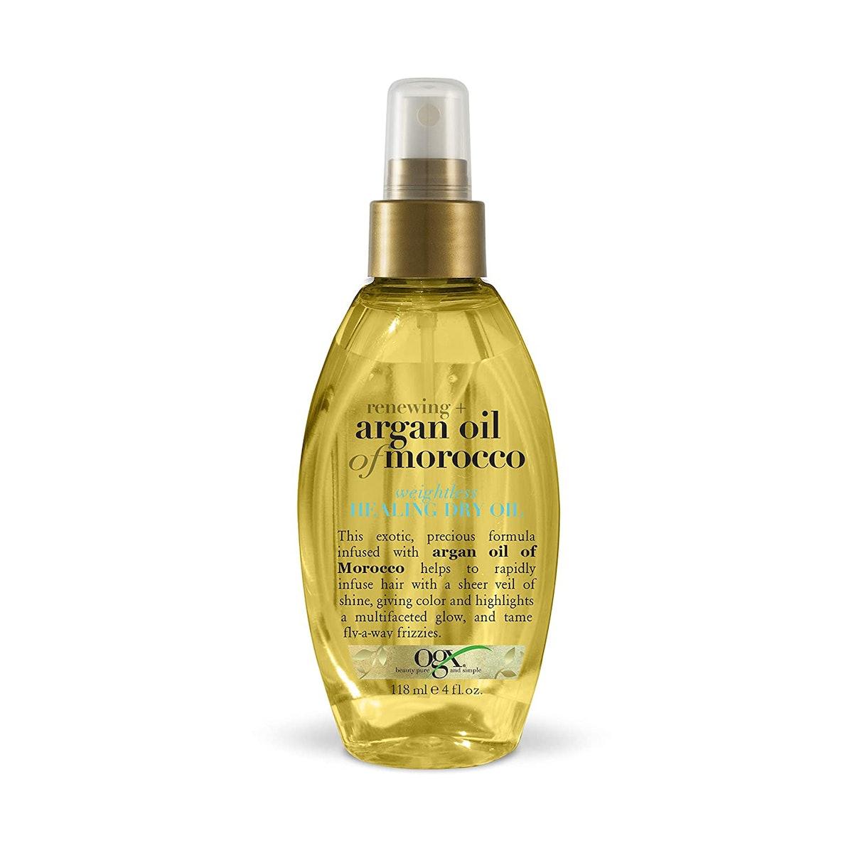 Renewing + Argan Oil of Morocco Weightless Healing Dry Oil Spray