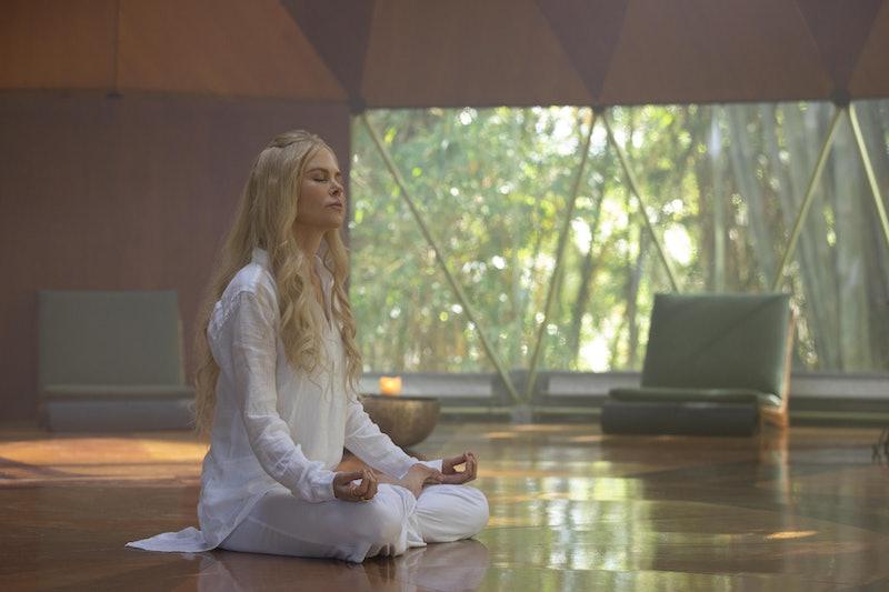 Nicole Kidman as Masha in Nine Perfect Strangers via Hulu Press Site.