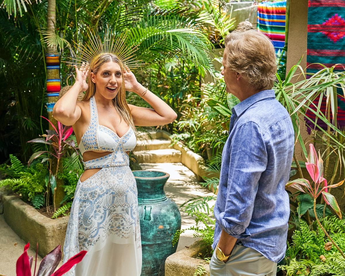 Victoria Larson on Season 7 of ABC's 'Bachelor in Paradise'
