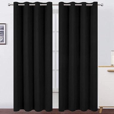 LEMOMO Blackout Curtains