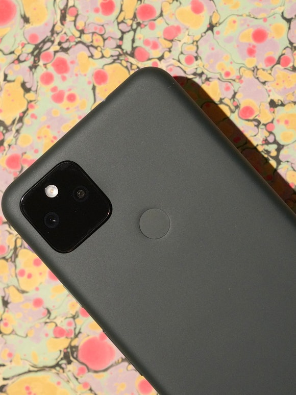 Pixel 5a with 5G review: Fingerprint reader is fast and reliable