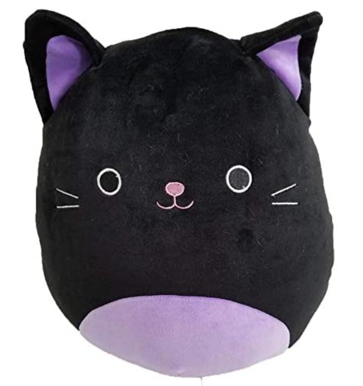 Autumn The Black Cat Halloween Squishmallow
