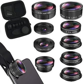 KEYWING iPhone Lens Kit