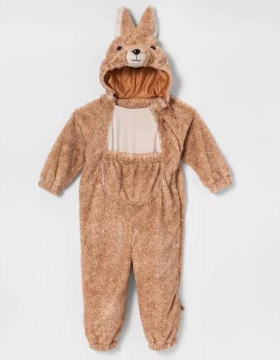 Toddler Adaptive Kangaroo Halloween Costume
