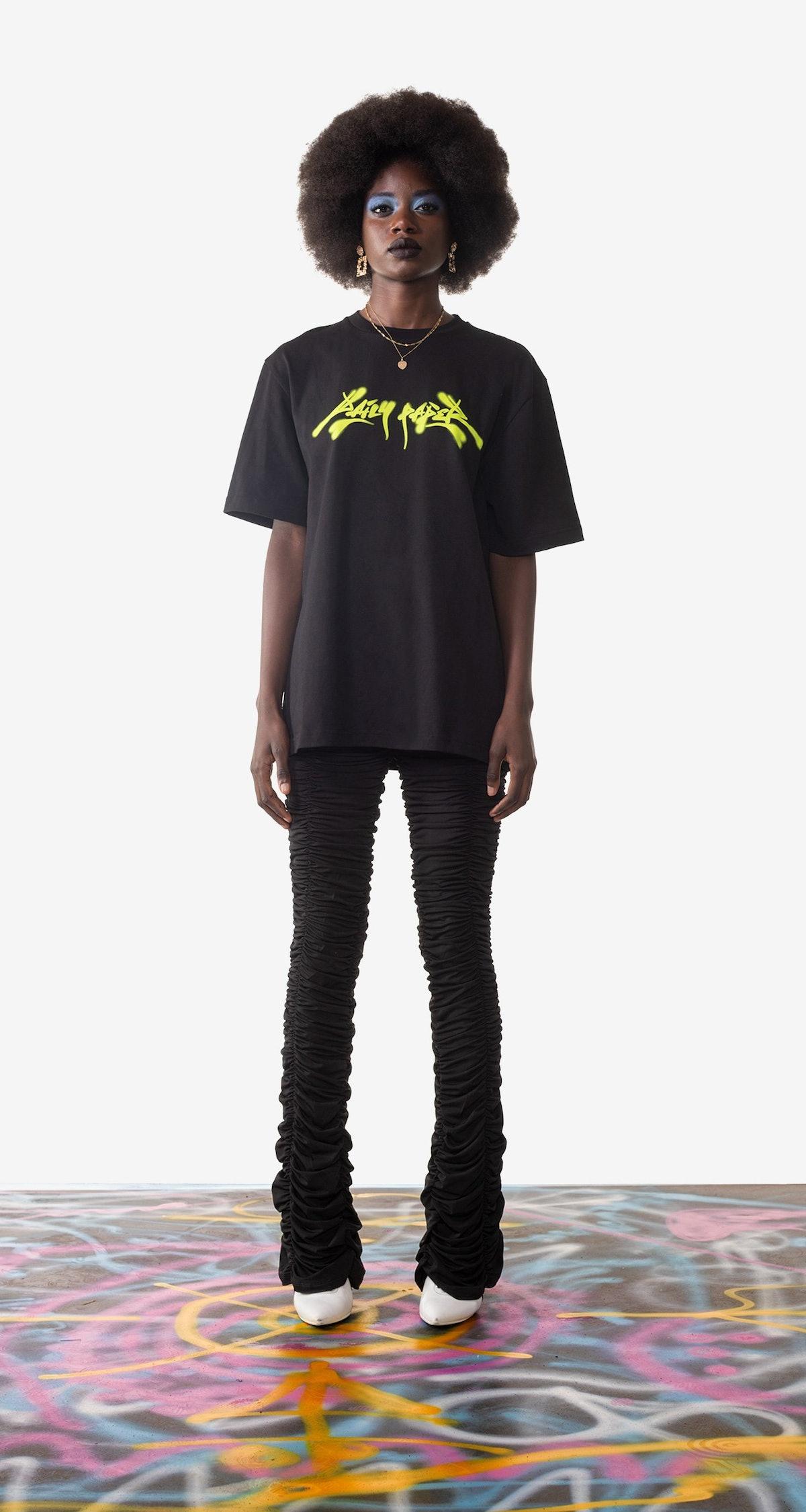 Black Lyell T-Shirt