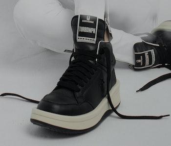Converse x DRKSHDW TURBOWPN Rick Owens Weapon