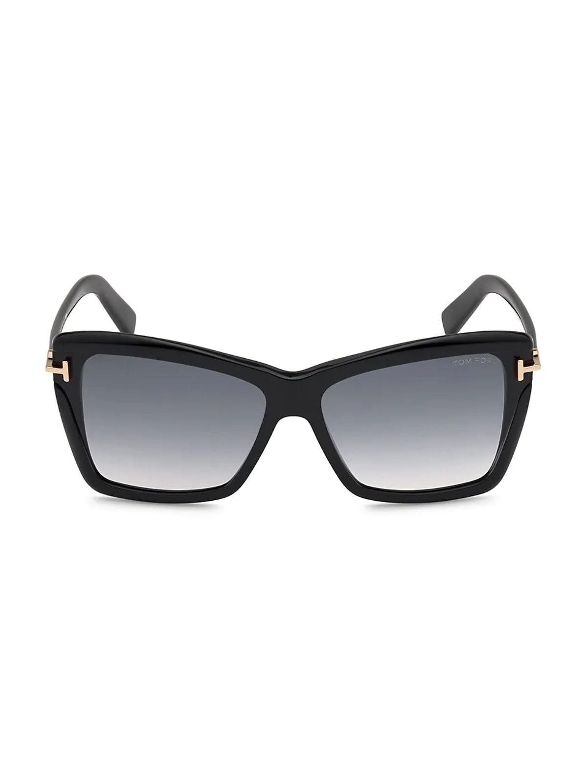 Leah 64MM Butterfly Sunglasses from Tom Ford.