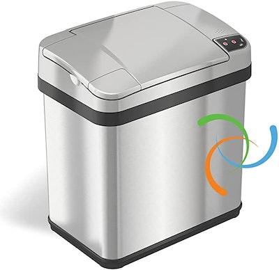 iTouchless Touchless Automatic Bin