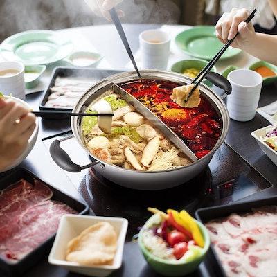 MyLifeUNIT Shabu Shabu Hot Pot