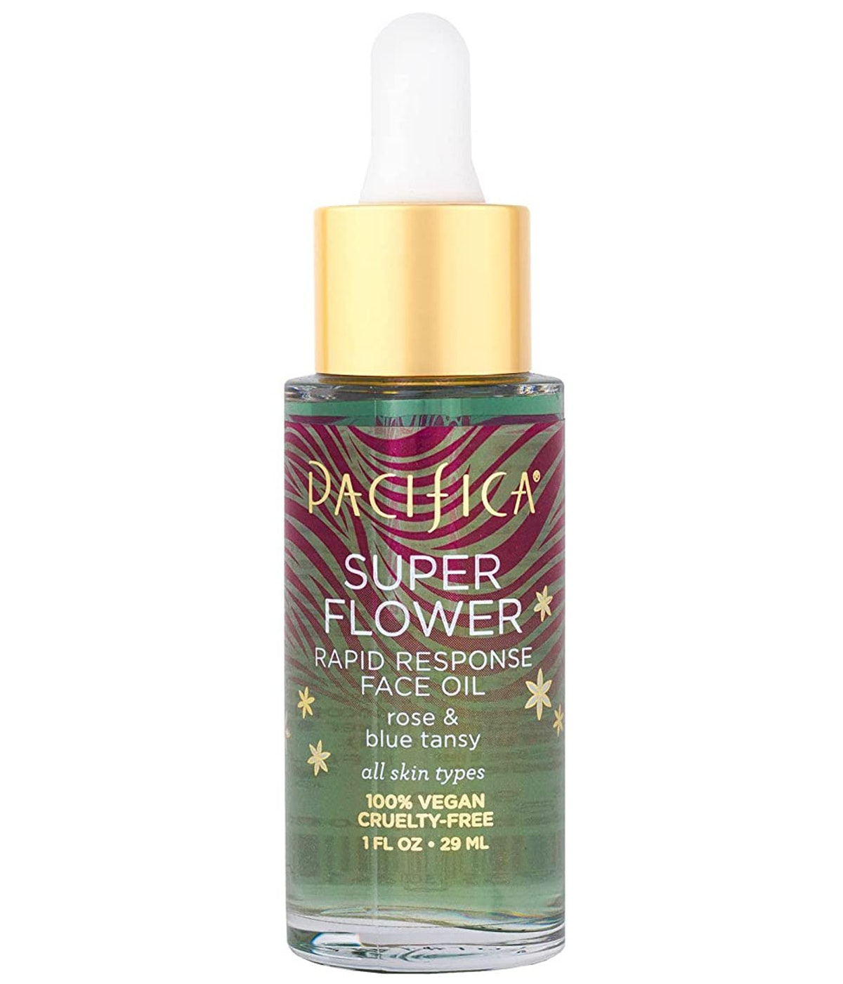 Pacifica Beauty Super Flower Rapid Response Face Oil