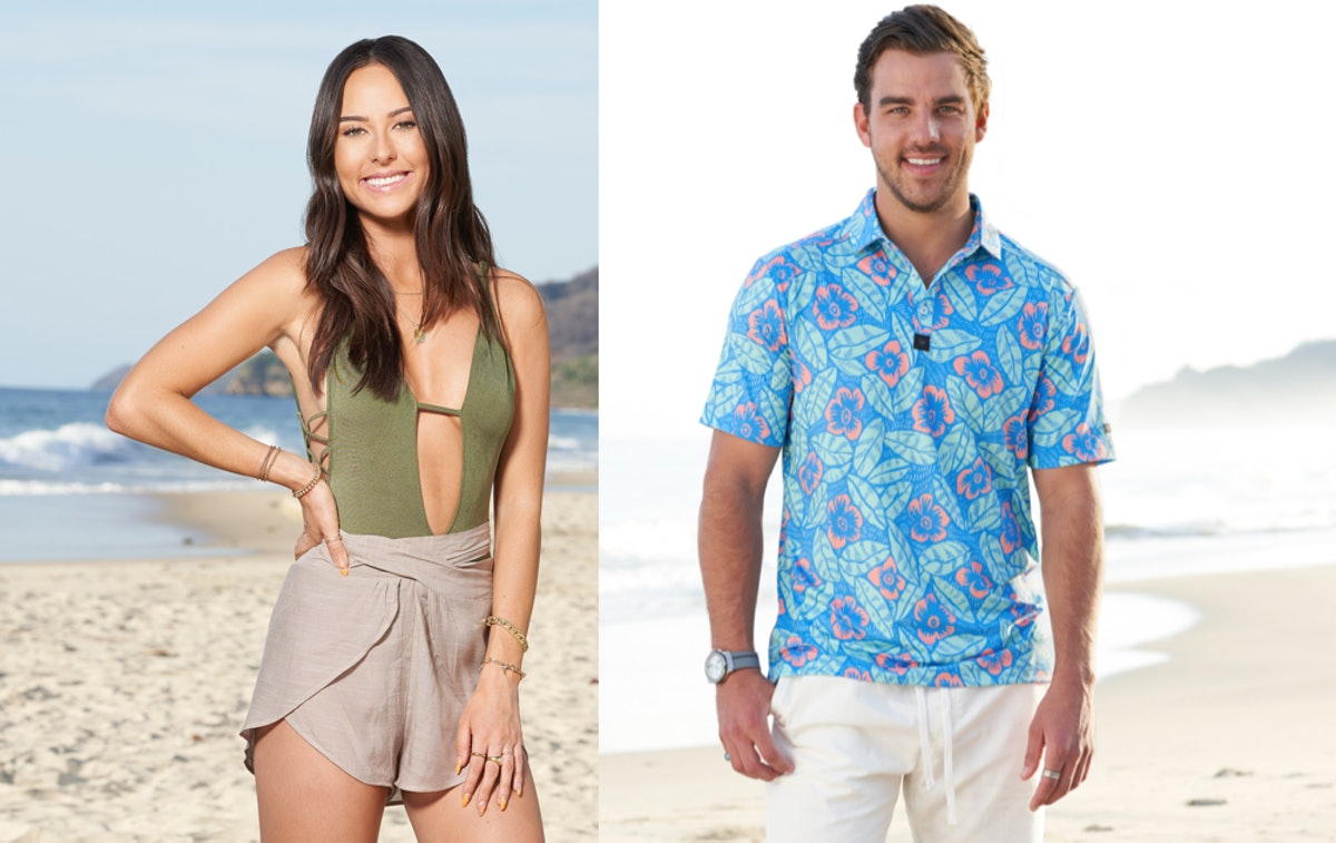Abigail and Noah on Season 7 of ABC's 'Bachelor in Paradise'