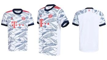 Bayern Munich 21/22 Third Kit Adidas Jersey