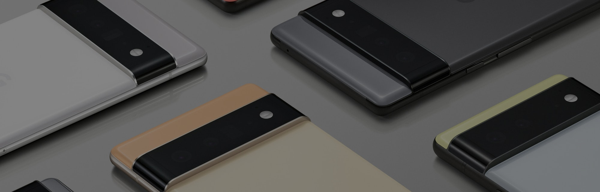 Google recently teased its upcoming Pixel 6 smartphones.