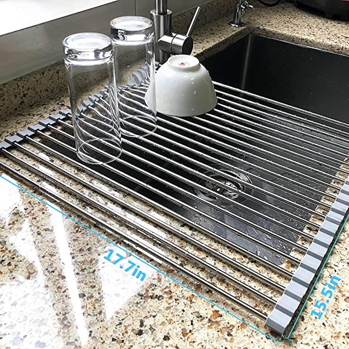 Attom Tech Home Dish Drying Rack
