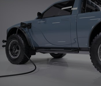 Alpha Motors says it will debut its Wolf electric pickup truck at the Petersen Museum in Los Angeles...