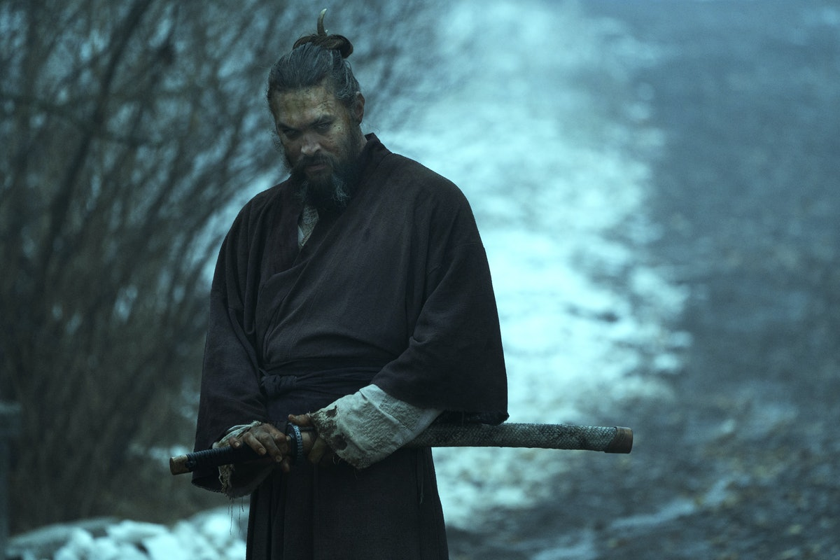 Jason Momoa as Baba Voss in 'See' Season 2