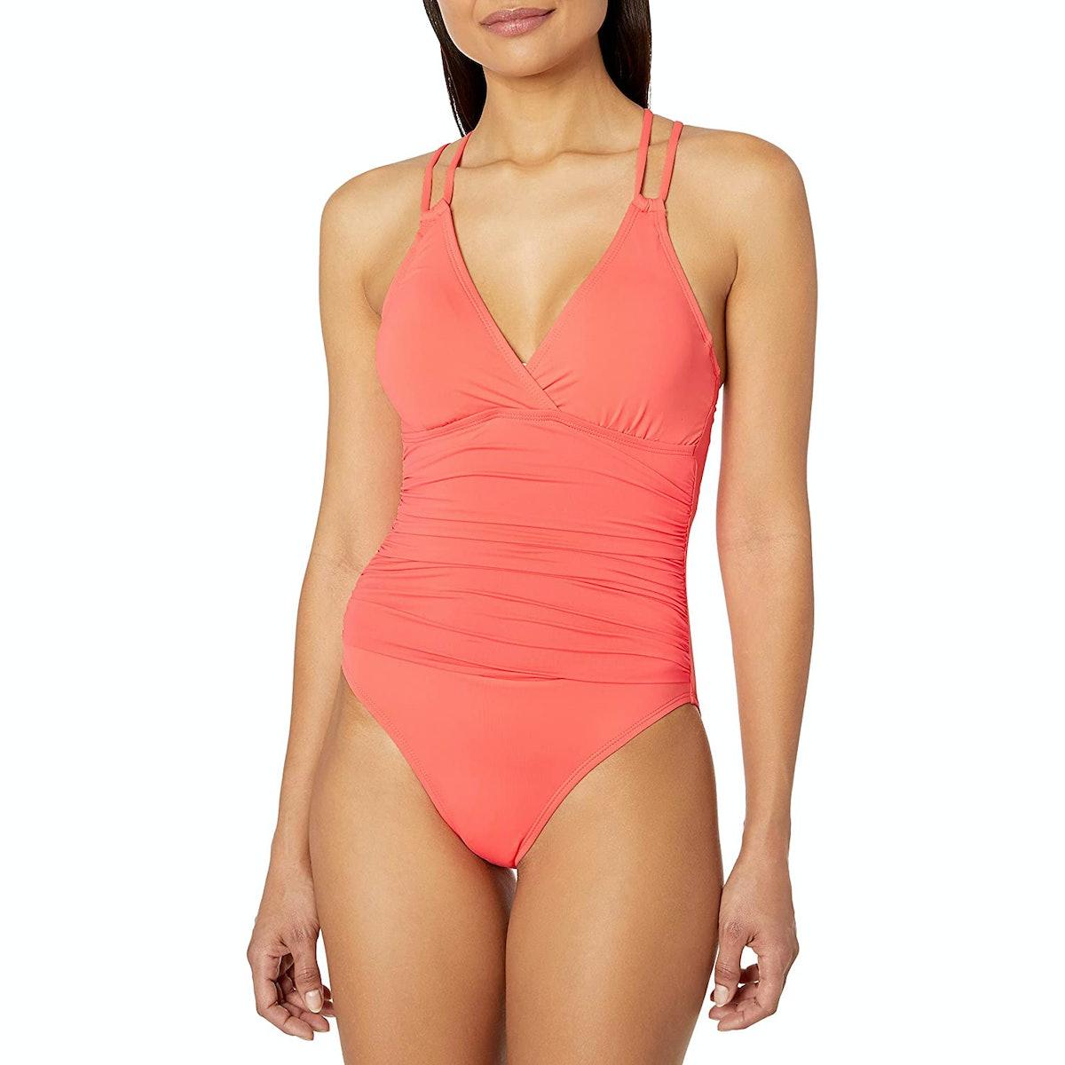 La Blanca Island Goddess Underwire One Piece Swimsuit