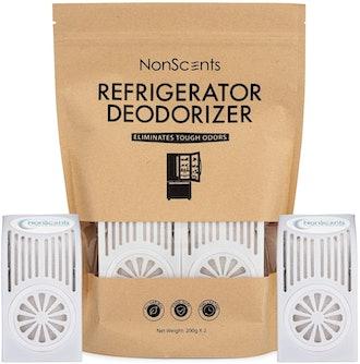 NonScents Refrigerator & Freezer Deodorizers (2-Pack)