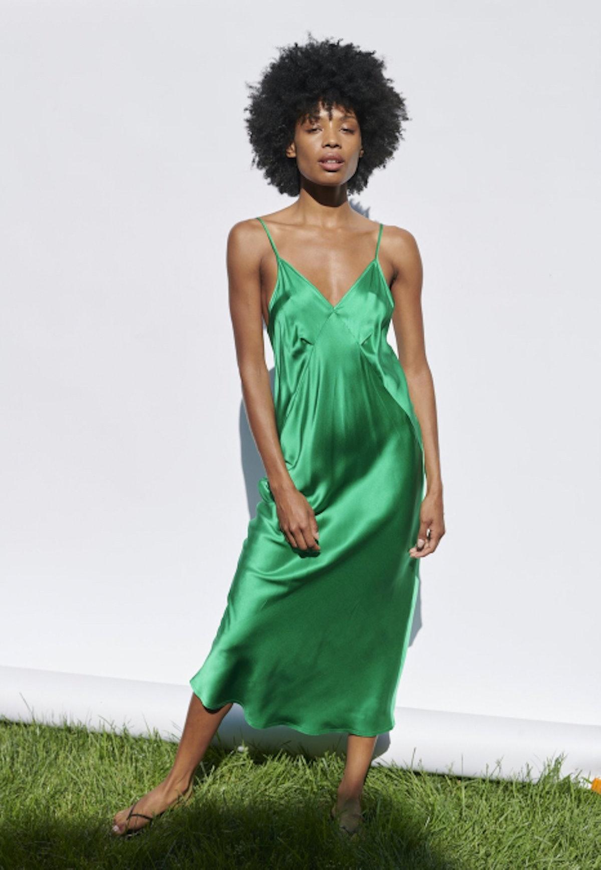 7/8 Slip Dress