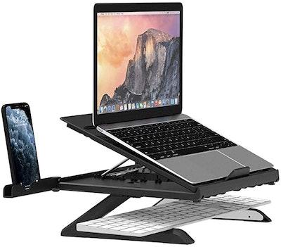 Tronsmart Foldable Adjustable Laptop Riser