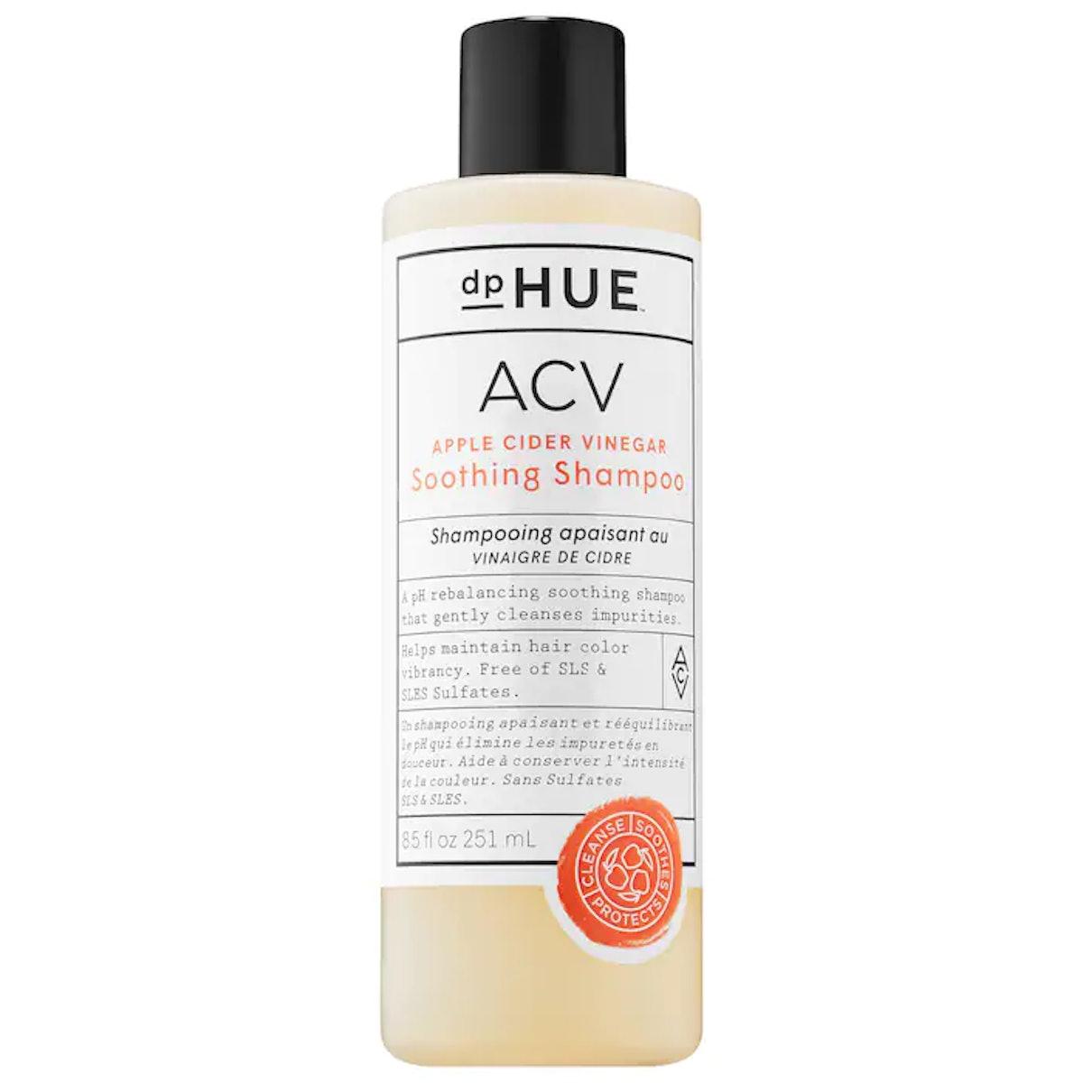 Apple Cider Vinegar Soothing Shampoo