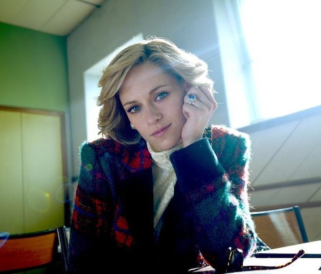 'Spencer' stars Kristen Stewart as Princess Diana