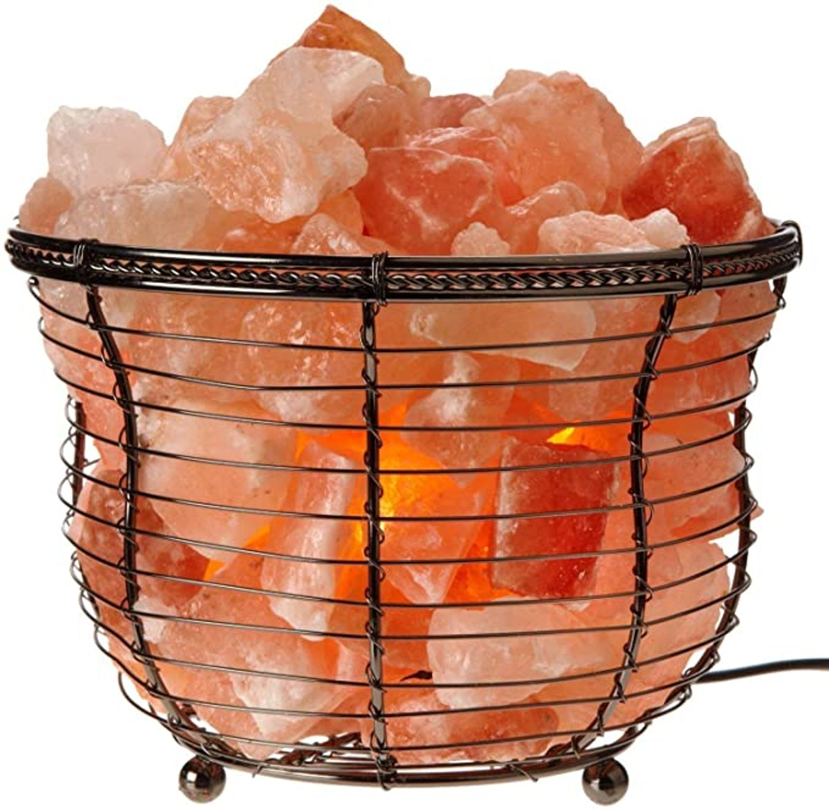 WBM Smart Natural Himalayan Salt Lamp