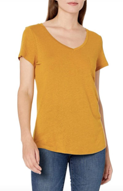 Goodthreads Linen Modal T-Shirt