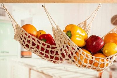 Nomnu Hanging Fruit Hammock (2- Pack)