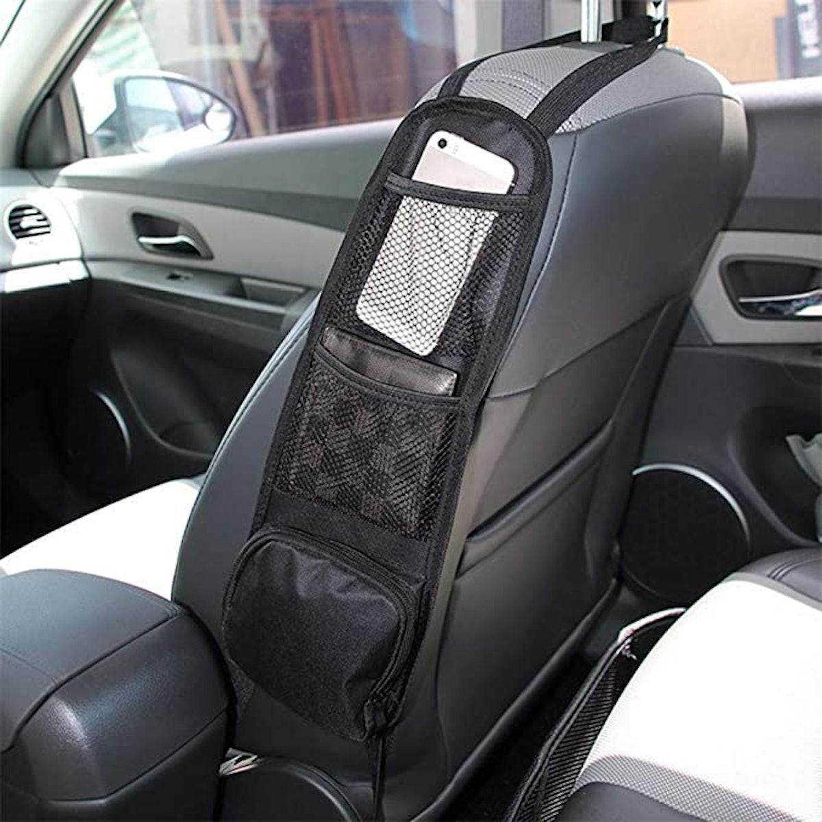 Kartisen Car Seat Side Organizer