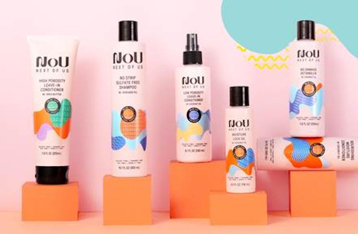 NOU Hair Care Collection