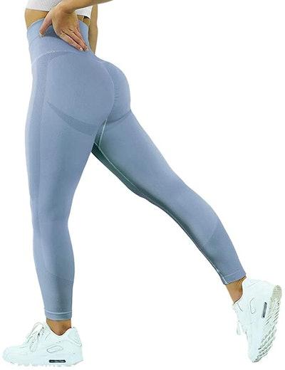 MOOSLOVER Seamless Workout Leggings