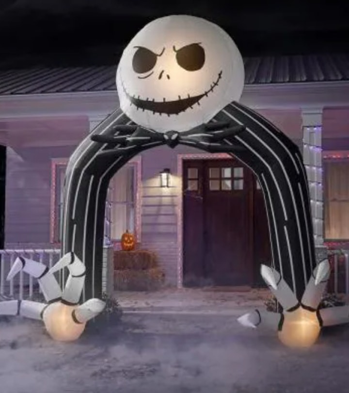 Home Depot's Halloween aisles are almost here.