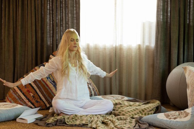 Nicole Kidman as Masha, the founder of the Tranquillum resort, in 'Nine Perfect Strangers'