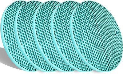 LogHog Silicone Pot Holders (5 Pack)