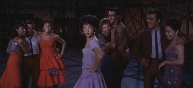 Rita Moreno as Anita.