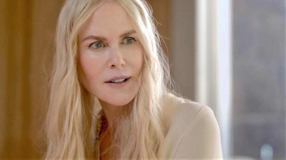 Nicole Kidman as Masha in Hulu's 'Nine Perfect Strangers'