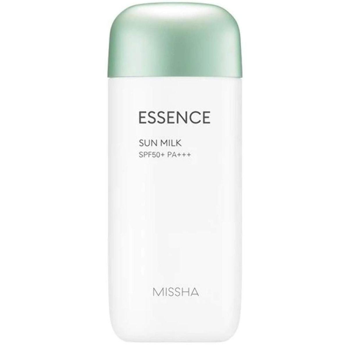 MISSHA All Around Safe Block Essence Sun Milk